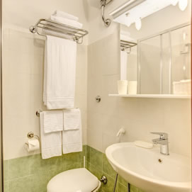 Hotel Flavio Rome - Bathroom